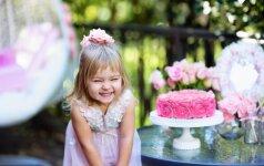 5 klaidos, kurios sugadins vaikui gimtadienį
