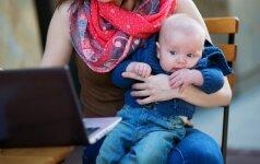 Netradicinio verslo, apie kurį Lietuvoje beveik negirdėjome, imasi jaunos mamos