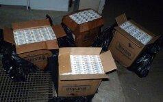 W ubiegłym roku Służba Celna zajęła na granicach ok. 300 mln sztuk nielegalnych papierosów