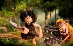 Animacinis filmas Dagas iš Akmens amžiaus