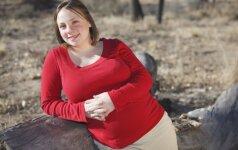 Kaip nėščioji jausis, priklauso ir nuo jos drabužių spalvos
