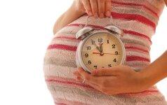 Kodėl rizikinga ilgai atidėlioti nėštumą?