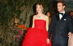 Pierre Casiraghi ir Beatrice Borromeo