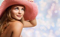 6 keliai į odos švytėjimą