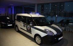 Полиция Латвии помогла задержать в Эстонии банду автоугонщиков из Литвы