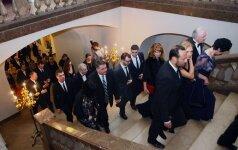 В Каунасе открыта библиотека-музей им. президента Адамкуса