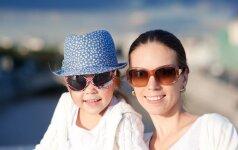 Gydytojos patarimai, kaip išsirinkti geriausius akinius nuo saulės