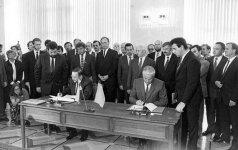 Глава МИД Литвы: договор 1991 года с Россией был, есть и будет особенным