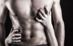 Ką apie vyrą išduoda garsai sekso metu?