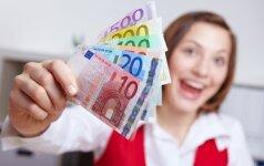 В Литве – скачок зарплат