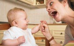 O, taip! Būtent šitaip ir atrodo nepagražinta motinystė (FOTO)