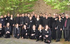"""Camerata Carolina"", vadovaujamas dirigento, profesoriaus Franzo Wassermanno"