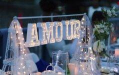 Švenčių stalo dekoro idėjos iš įspūdingiausios šventės pasaulyje