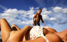 Paplūdimyje prasidėjęs romanas baigėsi netikėtai