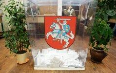 Социал-демократ предлагает перенести выборы с воскресенья на субботу