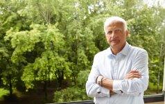 Dr. Saulius Bružas: onkologu tapau norėdamas padėti mamai