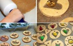 Kalėdiniai sausainiai, kurie papuoš švenčių stalą ir tinka dovanai FOTO