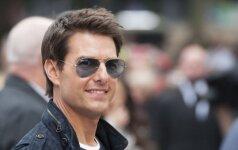 Kas slepiasi už prabangių Tomo Cruise`o namų durų