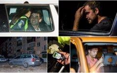 Рейд в Вильнюсе: любители рюмочки не могли поверить, что так пьяны