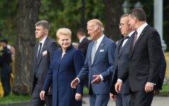 Президент Литвы: мы доверяем США, а не конкретной администрации