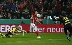 В красивом матче Боруссия прошла Баварию и в финал Кубка Германии