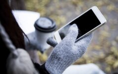 Ką daryti, kad tavo išmanusis telefonas atlaikytų šalčius