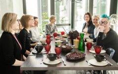 Šventiniam stalui – maisto tinklaraštininkių patiekalai iš burokėlių. RECEPTAI