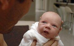 Psichologė: reikia kūdikiui režimo ar nereikia