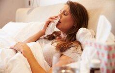 Kurios liaudies medicinos priemonės iš tiesų padeda įveikti peršalimą, o kurios tik švaisto laiką?