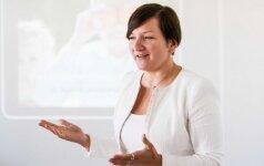 Austėja Landsbergienė: šeimos ir darbo suderinti neįmanoma