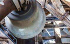Уникальные древние колокола - в Петропавловской крепости
