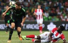 Лига Европы: шикарный гол Краснодара, сенсация от Вардара и триумфальное возвращение Милана