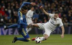 Реал проиграл второй матч подряд: теперь в Кубке Испании