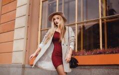 Kokios šiltos suknelės madingos rudenį?