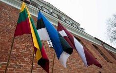 Главы МИД Балтии обсудили в США вопросы безопасности и сотрудничества