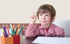 Kai vaikas grįžta iš mokyklos, daugelis tėvų daro vieną ir tą pačią klaidą