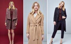 Stilingiausias rudens palydovas – paltas. Kokį pasirinkti?