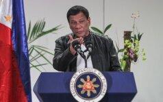 Президент Филиппин призвал ежедневно убивать подозреваемых в наркоторговле