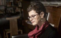 Nacionalinės kultūros ir meno premijos laureatė rašytoja D. Kalinauskaitė: kam esu dėkinga už rašymo meistrystę