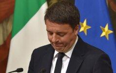 Ренци покидает пост премьера после одобрения бюджета в сенате