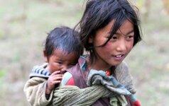 Kaip Tibeto išminčiai pataria auklėti vaikus