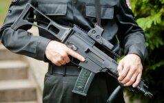 Открылась современная база антитеррористического подразделения Aras