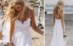 Taip atrodo pati geidžiamiausia nuotakos suknelė