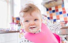 Perversmas vaikų mityboje: pamirškite, ką žinojote iki šiol
