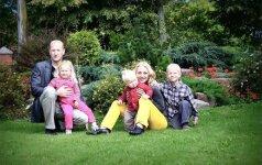 3 vaikų mama ir sveikuolė R. Venslovienė: ligos - mūsų elgesio rezultatas