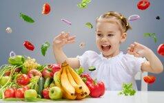 Ko nežino tėvai: dažniausios vaikų mitybos klaidos