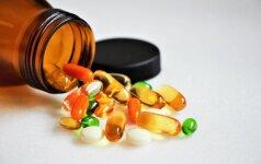 Vaistininkė: 5 svarbiausi vitaminai, kurių mums reikia kasdien