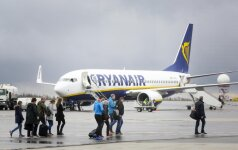 Ryanair is expanding its base at Vilnius airport