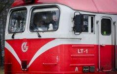 17 czerwca pierwszy pociąg Kowno - Białystok