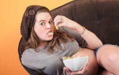 10 produktų, kurių verta atsisakyti nėštumo metu